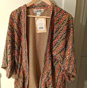 NWT Bloomsbury kimono sz small
